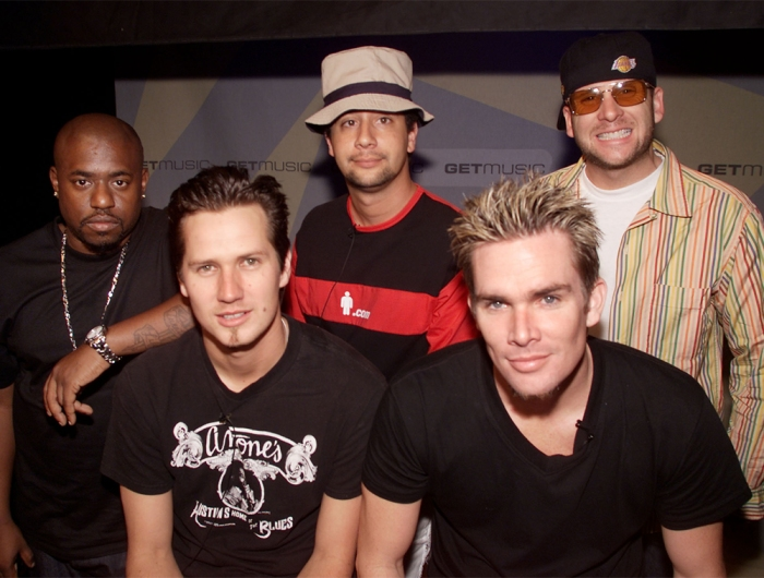 Sugar Ray on GetMusic